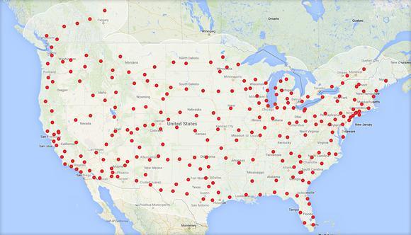 Superchargerlandingpagemaps