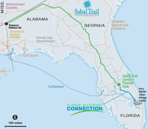 Nextera Energy Spectra Energy Corp Pipeline