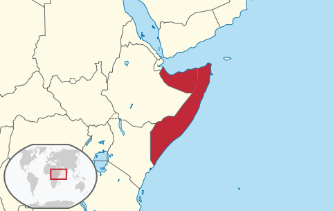 Somalia Map