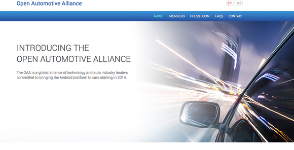 Google Automotive Alliance