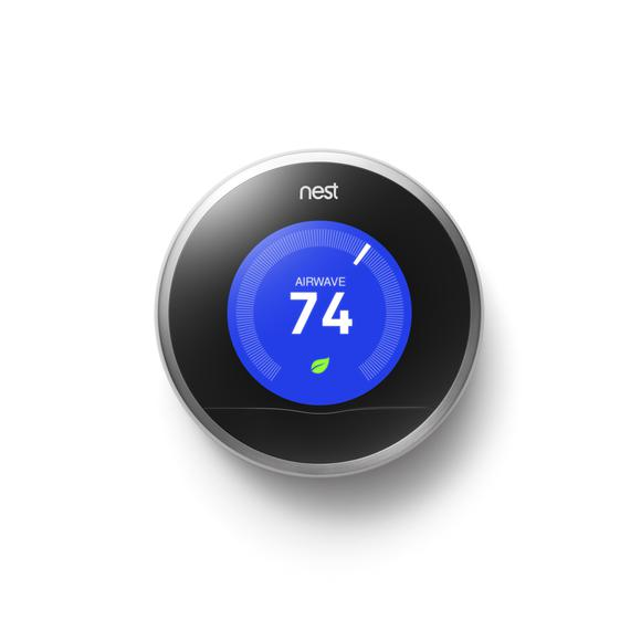 Nest Thermostat With Airwave