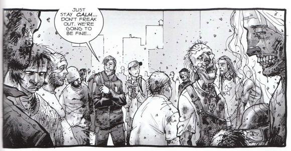 Walk Dead Comic
