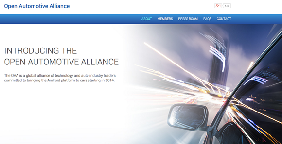 Open Automotive Alliance