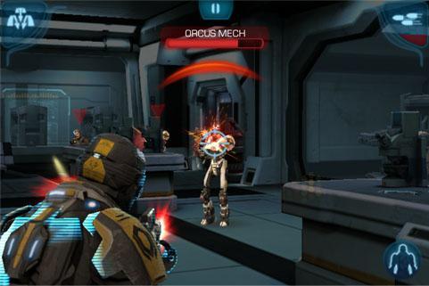 Mass Effect Infiltrator Combat