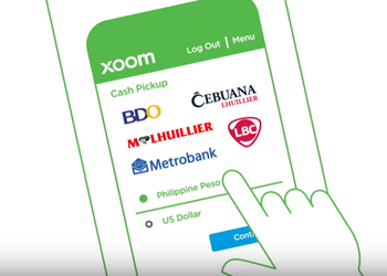 Xoom Remittance