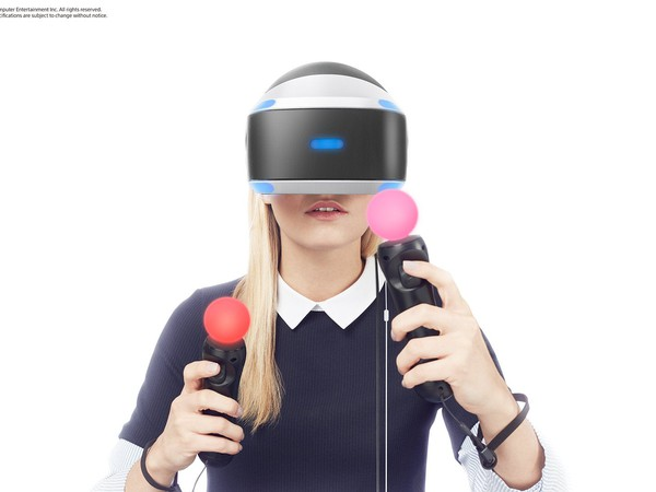 Sony PSVR User