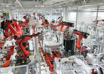 tesla-factory-production