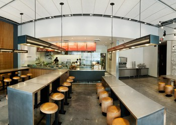 Consumer Goods Restaurants Chipotle Interior CMG