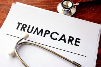 Trumpcare Stethoscope Obamacare AHCA ACA Healthcare Getty