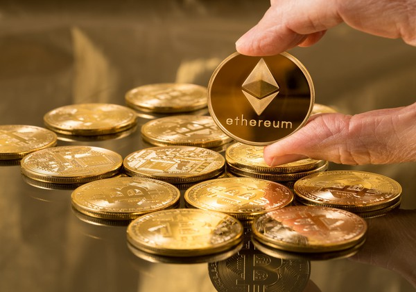 Ethereum Bitcoin Cryptocurrency Digital Blockchain Getty