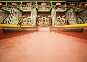 Skee Ball Game