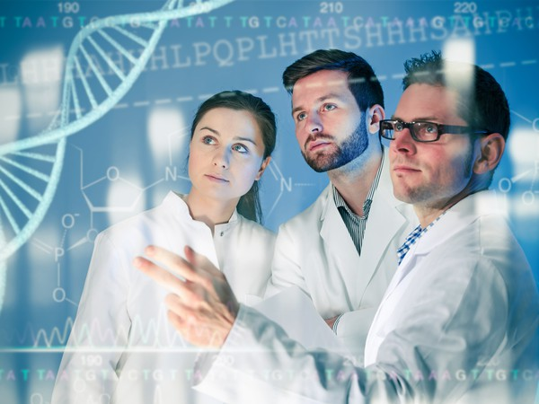 dna healthcare scientists