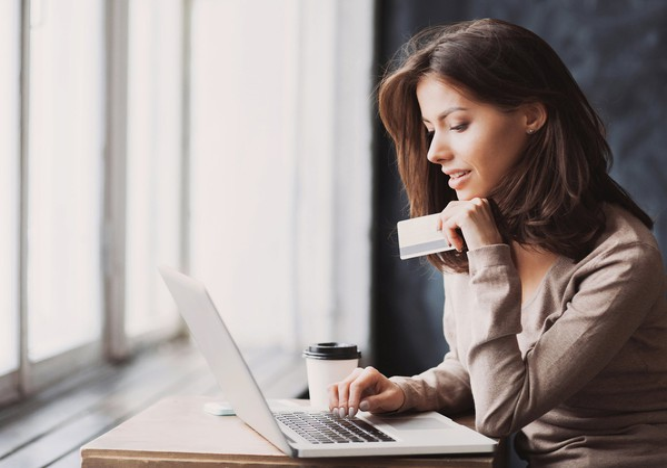 Credit card shopping GETTY