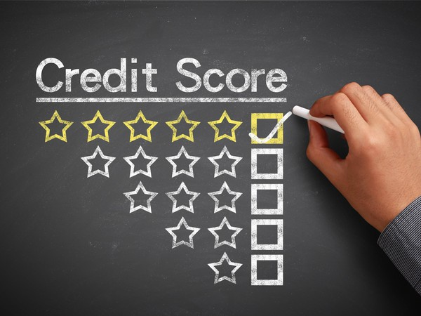 Credit score concept GETTY