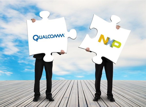 Puzzle pieces NXPI QCOM