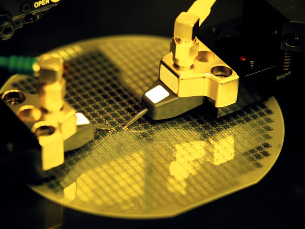Semiconductor wafer processing