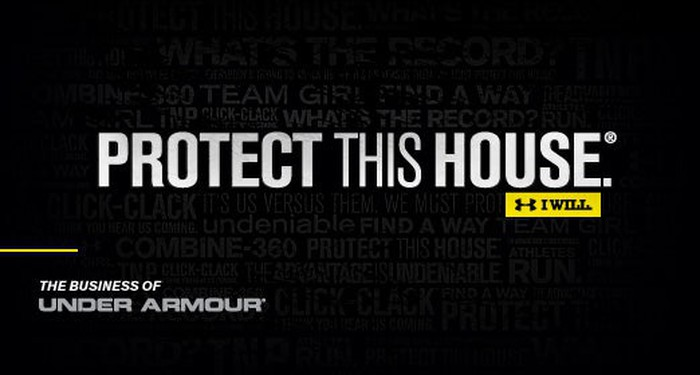 Under Armour I Will, Under Armour Stock