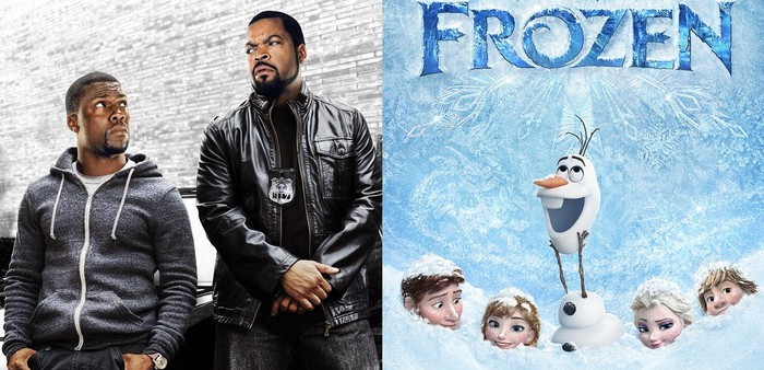 Disney, Comcast, Viacom all vie for box office supremecy
