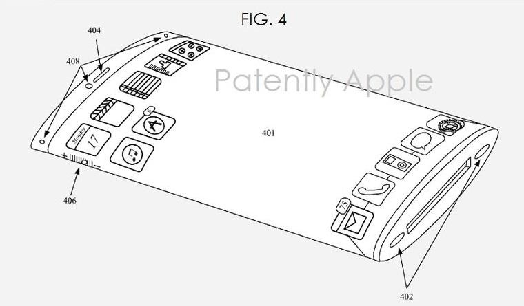 Apple iPhone 6, Universal Display