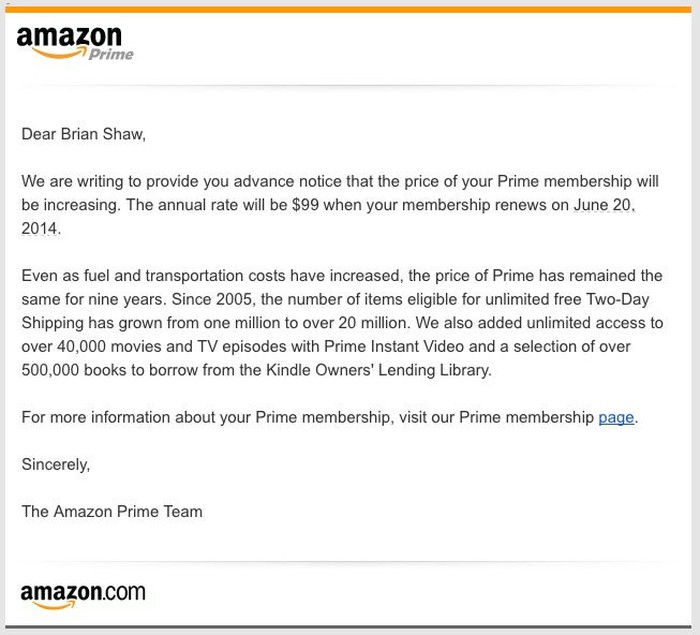 A Deeper Look at the Amazon Prime Price Increase | The