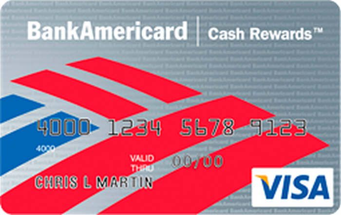 How bank of america corp and capital ones credit card business will the bankamericard cash rewards card offers 1 unlimited cash back on every purchase with bonus cash available on purchases at grocery stores and gas reheart Images