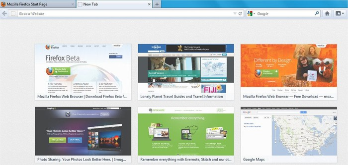 Mozilla Firefox's 'Sponsored Tabs' Stir up Controversy   The