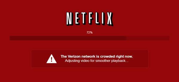 Verizon Stock, Netflix Stock
