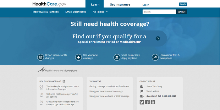 Obamacare Website Disaster Deja Vu? -- The Motley Fool