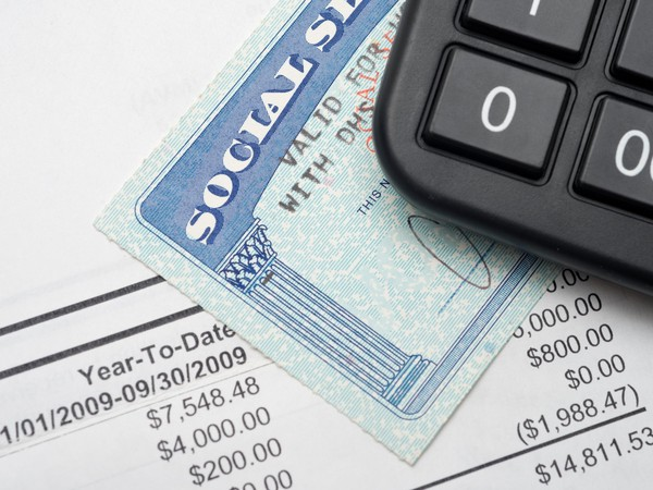 social security calculator card statement