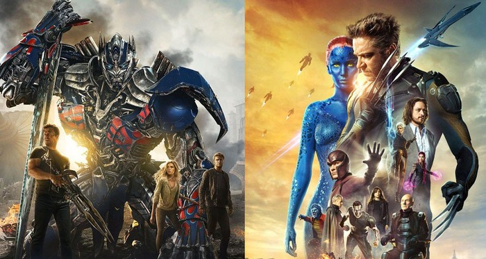 Highest-grossing movies of 2014