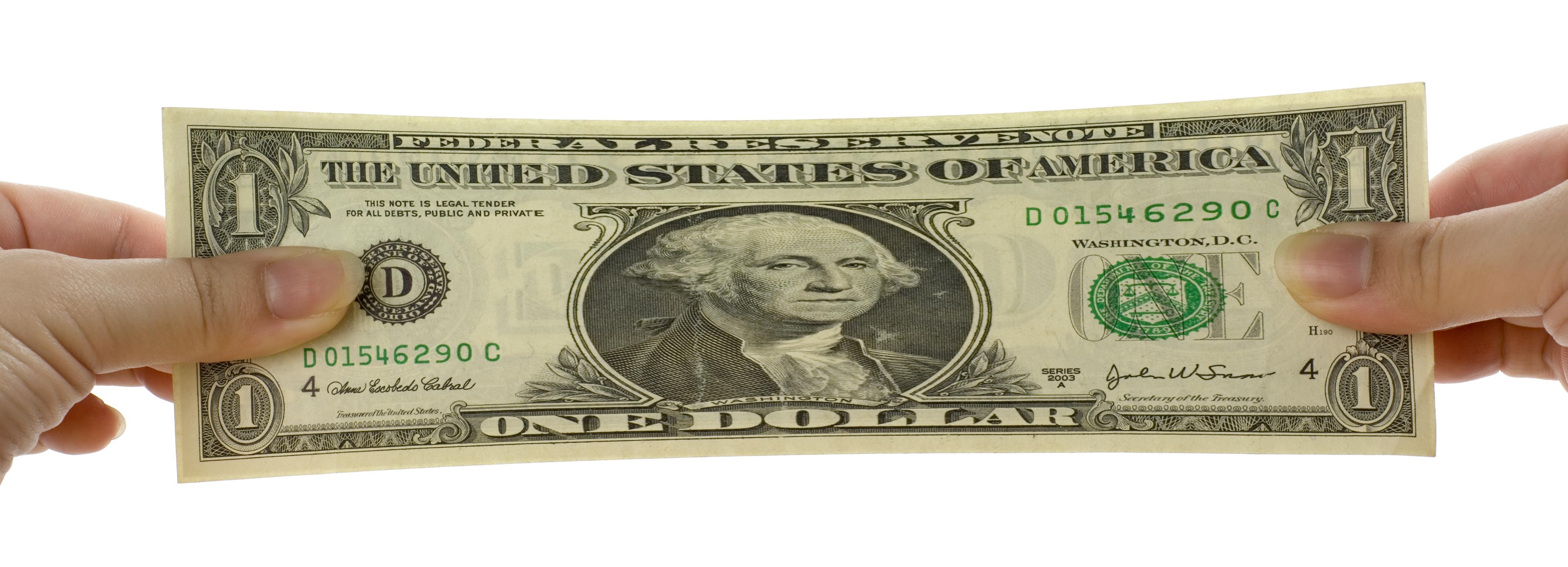 Stretched dollar