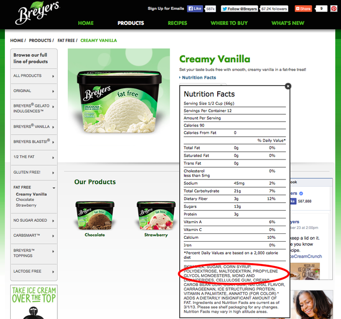 FDA Says Antifreeze Ingredient Propylene Glycol Is Safe to