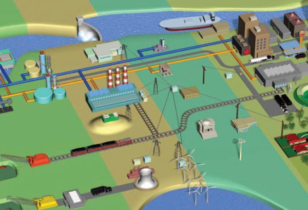 GE power plant