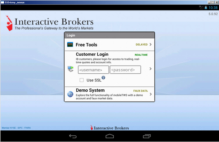Interactive Brokers Reports Solid 2014 Growth, but Fears Remain