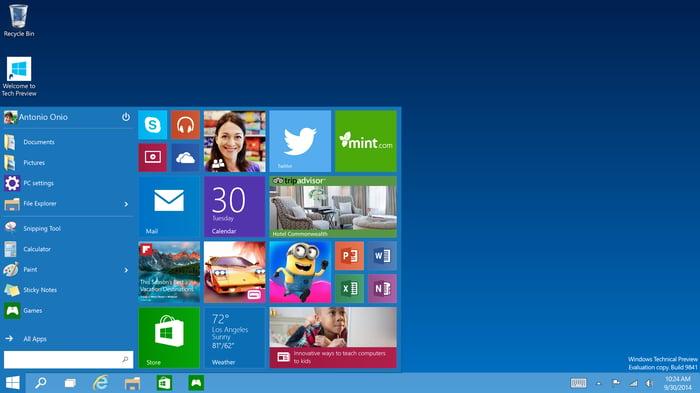 Will Microsoft Corporation's Free Windows 10 Update Strategy Work