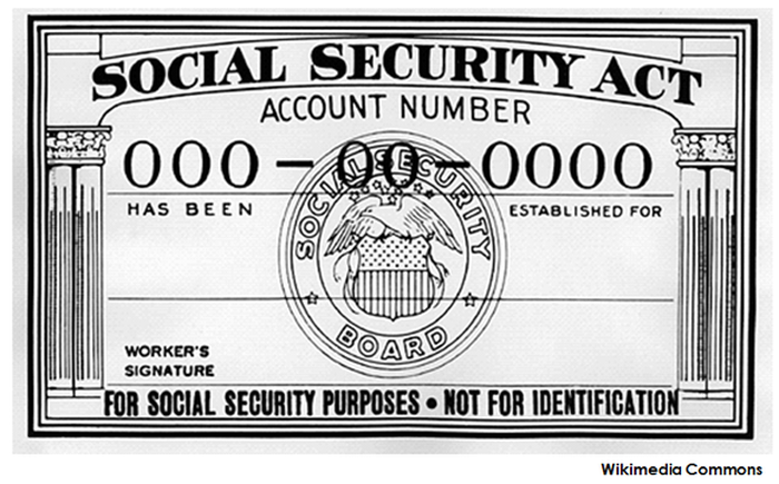 What Does Your Social Security Number Mean? | The Motley Fool