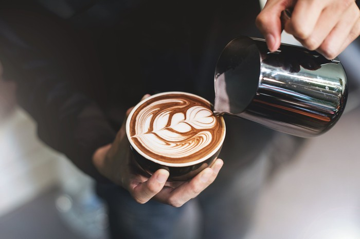 Cappuccino design