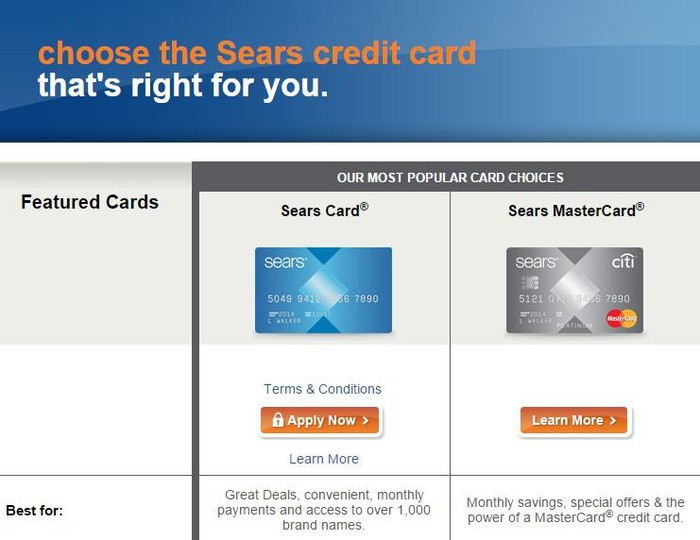 Sears Credit Card: Is It Right for You?