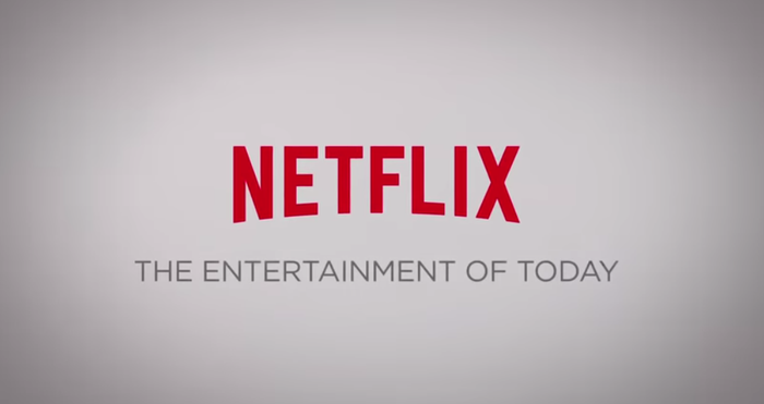 Netflix entertainment of tomorrow logo