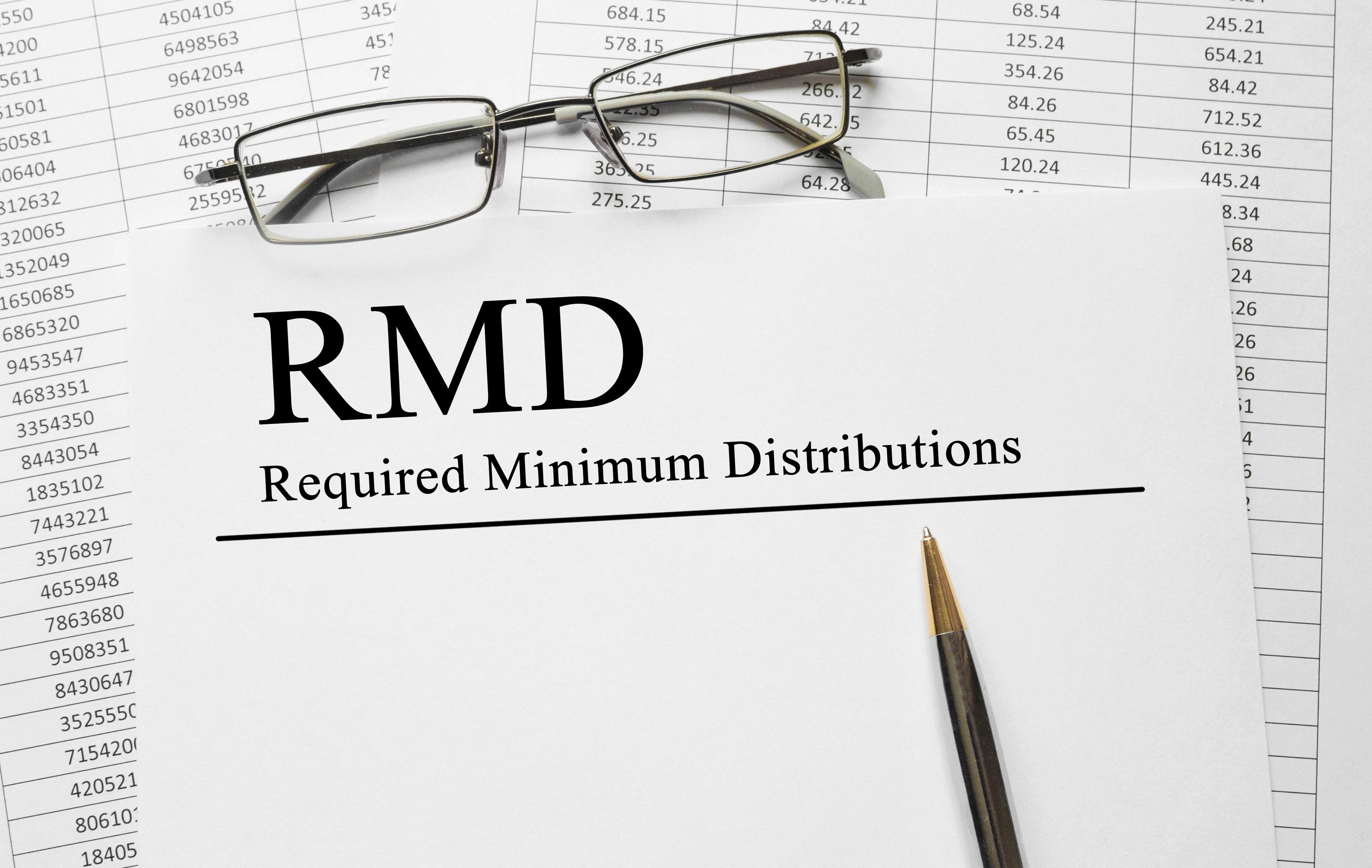 RMD chart