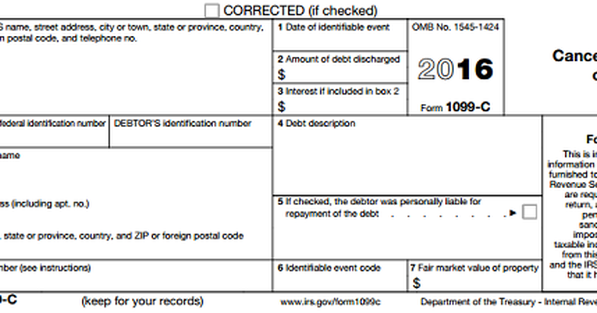 1099 C What You Need To Know About This Irs Form The Motley Fool
