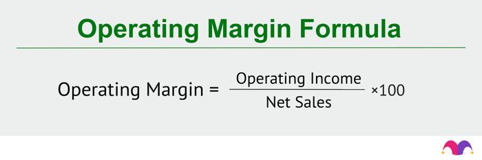 operating margin formula