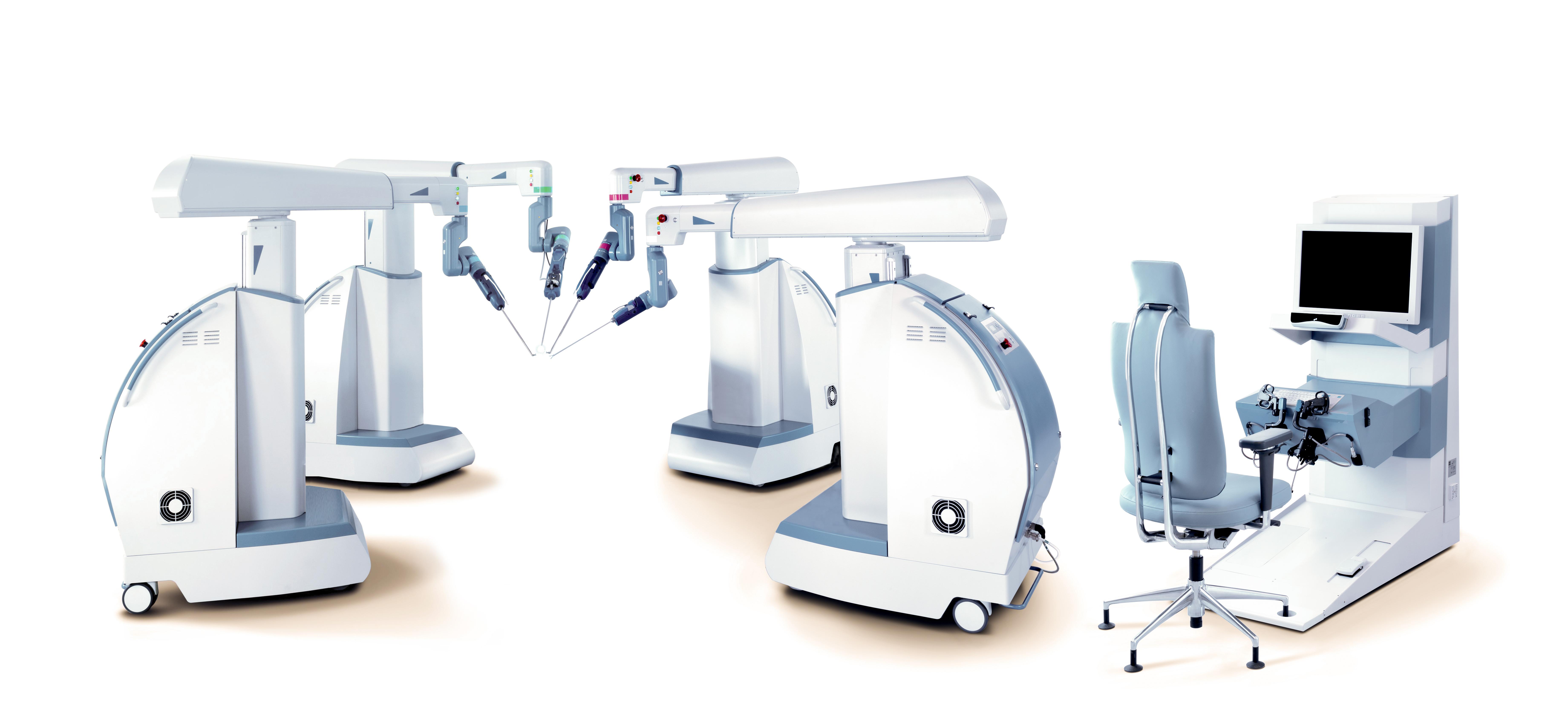 The Senhance robotic surgery system from TransEnterix