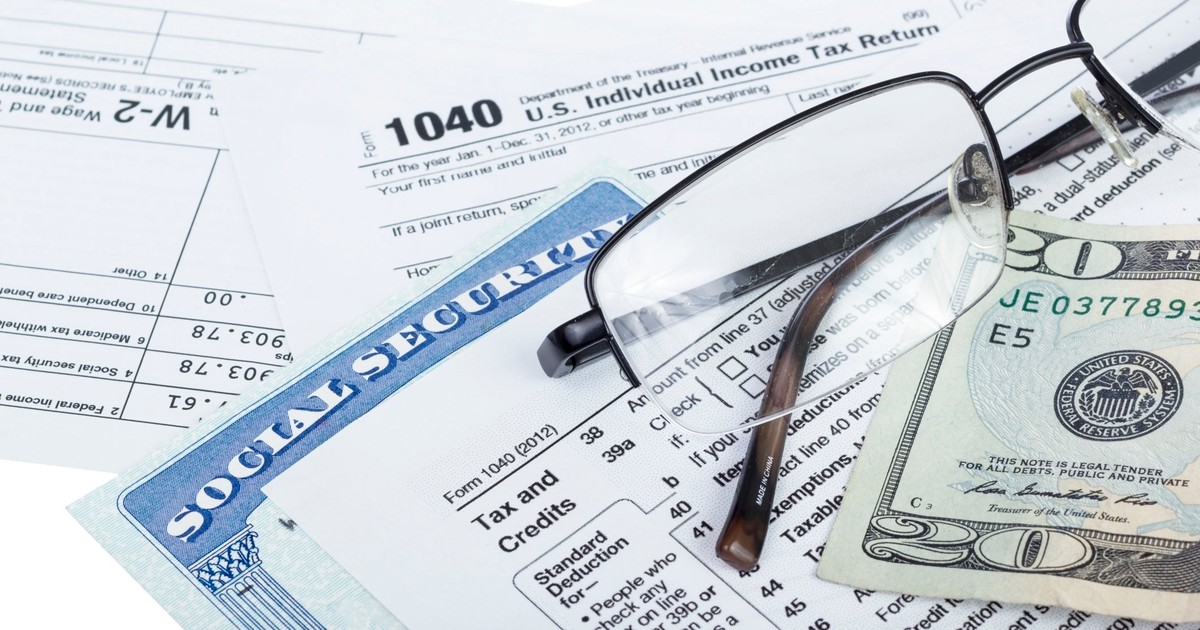 Social Security Tax Calculator Are Your Retirement Benefits Taxable
