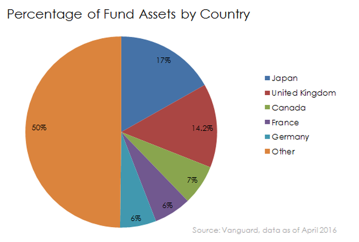 5 Reasons to Own the Vanguard Total International Stock