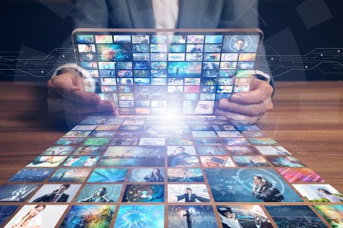 video streaming art