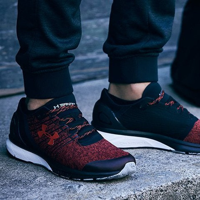 Under Armour's Bandit 2 running shoes, which the company says are gaining a lot of traction in China.