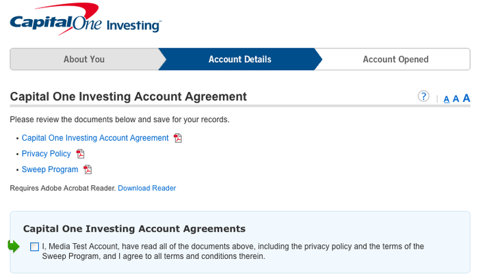 How to Sign Up for a Capital One Brokerage Account: A Step