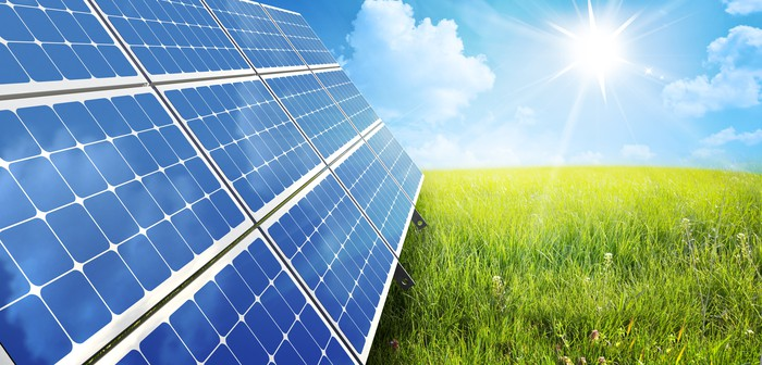Solar Panel Manufacturers Holding Onto Profitability     for Now