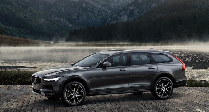 The V90 Cross Country
